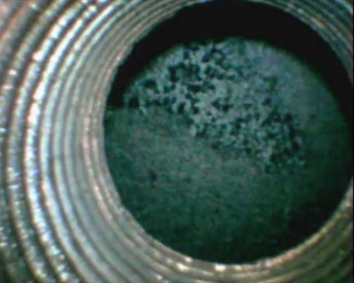 inspect timing belt