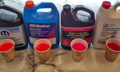 airdrie coolant flush