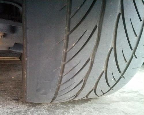 alignment tires