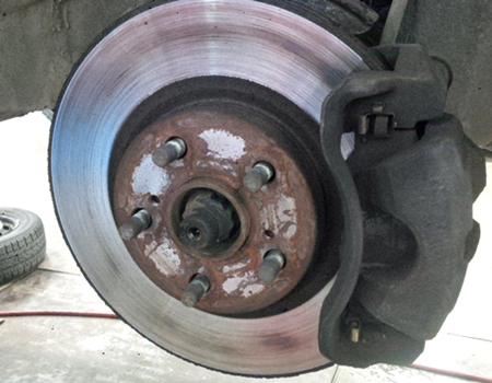 airdrie brake rotors